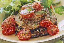 Recipes:  Eggplant & Zucchini / by Lynne Wedeen