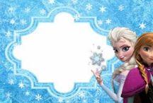 Isla's Frozen Party