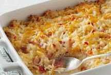 Hash Browns Recipes / If golden-brown potatoes are some of your favorite ways to start the morning—then these hash brown recipes are sure to be a hit. With dishes for your breakfast, brunch, and even dinner table, there are so many reasons to enjoy this classic ingredient.
