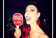 Legendary/Drag Queen Bingo - Deven Green / Deven Green is touching balls and calling numbers until someone wins!  From Hamburger Mary's  Bingo Under the Stars to celebrity events, Drag Queen Bingo is fun for the whole loud family: http://bingoboyinc.com/