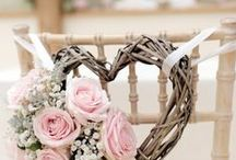 Wedding Decorations / All decorations for your wedding excluding table decorations which can be viewed in the Wedding Table Decorations board.