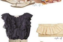 Outfits/Style / by Laura Lindstrom