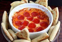 i like food / by Allie Batcho
