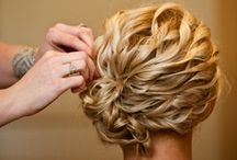 beautiful hair / by Allie Batcho