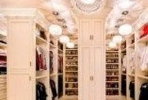 Closetly Inclined / some closet inspiration for your viewing pleasure / by Closet Rich