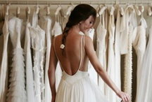 {Say yes to the dress!} / Wedding dress inspirations...