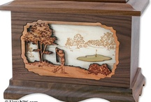 Cremation Urns / by Northwest Gifts
