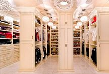 swoon-worthy closets / by Camille Akers Blinn