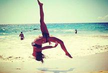 gymnastics / by Samantha Hernandez