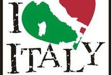 V_Italy ♥ I love / by GMC 75