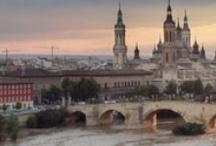 Zaragoza, Spain, my beautiful and interesting city, not as known as it is worth / by Pilarin Bes