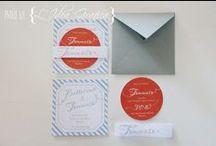 { L'Idea Grafica - Inviti per cerimonie ed eventi } / Invite design by L'Idea Grafica