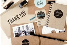 {Business stationery} / Portfolio & Business Stationery addiction