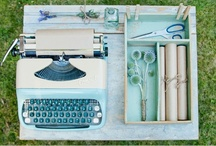 {Message in...} / Guestbook inspiration