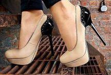 Shoes / by Jennifer Fletcher