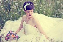 {Bride hair style ideas}
