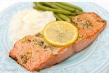 Yummy! {Salmon}