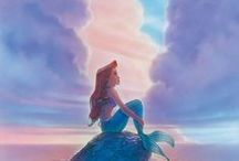 The Little Mermaid / My favorite Movie when I was a little Girl