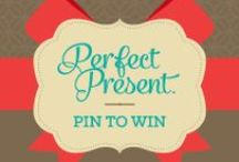 Perfect Present - Pin to Win / Pin your special wishes from our retailers and two lucky pinners will win one of their pins! / by Natick Mall