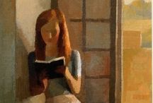 Painted Reading  / by David P