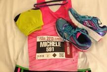 Race Reviews / Reviews of Races! / by Michele Gonzalez