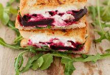 sandwiches / by Camille Akers Blinn