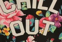 CHILL Out / by Sassafras
