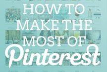 :: Pinterest Tips ::