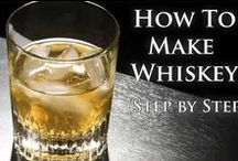 How to Make Whiskey / How to make & age whiskey in your own home distillery.