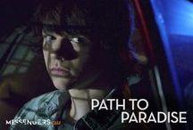 The Messengers S/1 / CW Messengers  premieres April 17! #TCA15 / by Megan Goff