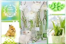 Easter in Green