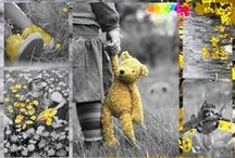 ColorSplash Yellow