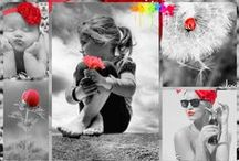 ColorSplash Red