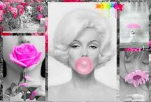ColorSplash Pink