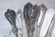Vintage Dishes and Servingware