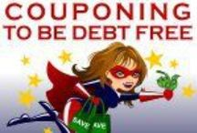Couponing to be Debt Free: Money Saving Ideas, Coupons, FREEBIES and Frugal Tips