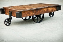 lovin' furniture / furniture dreams / DIY ideas / unique usage inspiration