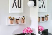 Bathroom HELP! / Inspiration, DIY projects, and decor tutorials for your home's bathroom.