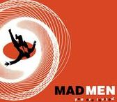 Mad Men / We all love Don, Peggy, and Joan!  Indulge your fandom with crafts, graphics, and Mid-Century decor.
