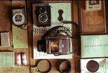 vintage + old school