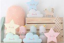 Baby Room Deco / Aqui encontrarás los productos de diseño de www.tutete.com para decorar, jugar o simplemente disfrutar con los peques de la casa.