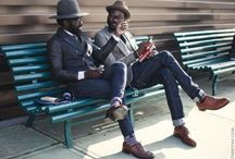 dressing men / Sharp dressed man / by Zane Emily