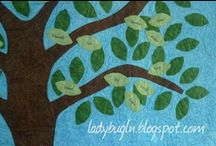 Memory Quilt Ideas / by Kristy QP