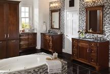 Bathroom Ideas / by Heather Conneran