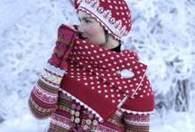 Cozy flair / Cold weather accessories / by Zane Emily