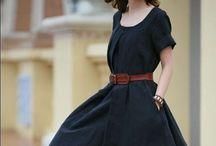 Easy dress / One little dress, so simple, so ready to go! / by Zane Emily