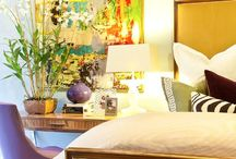 Bedrooms / by Ailee Harman