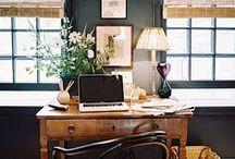 Workspaces / by Ailee Harman