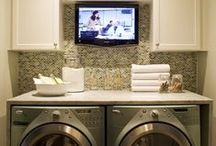 Laundry Rooms / by Ailee Harman