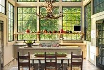 Dining Rooms / by Ailee Harman